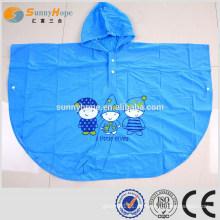 SUNNYHOPE raincoats crianças China
