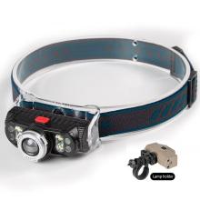 Outdoor Multifunctional Bike Light USB Rechargeable Led Headlights Portable Waterproof LED Headlamp with Motion Sensor