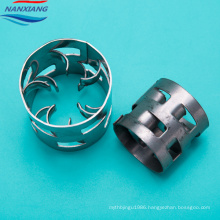 Stainless Steel 304 Metal Packing Pall Ring 50mm