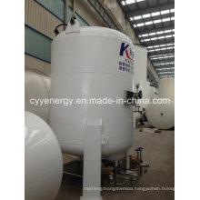 Low Pressure Liquid Oxygen Nitrogen Argon Carbon Dioxide Storage Tank