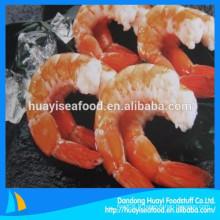 Nous fournissons principalement des crevettes cuites cuites à la vannamei à bon prix