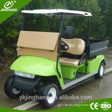 Elektrischer Golfwagen des Gebrauchs-Frachtwagens mit CER für die Gartenarbeit