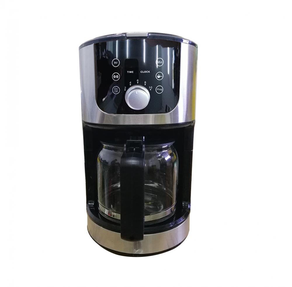 coffee grinder & brewer