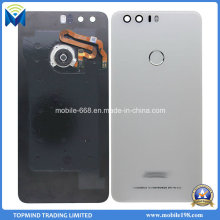 Parte trasera de la cubierta del vidrio de las partes del teléfono móvil para Huawei Honor 8 Cubierta trasera