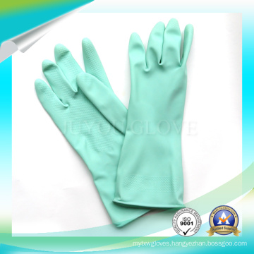 High Quality Garden Latex Cleaning Work Gloves with SGS Approved