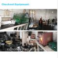 Ensaio de apoio ativado carbono alto 1398Usd / tonelada do carbono do CTC 60 para o tratamento do ar
