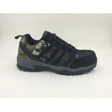 Sécurité de tissu Style sportif travail chaussures avec embout Composite (16041)