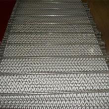 Cinto de malha de transporte de aço inoxidável 316