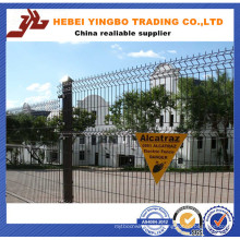 Anping Local ISO & Ce Factory Hot Sale PVC Coated Garden Welded Wire Mesh Fence