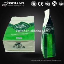 Biologisch abbaubare Kunststoff-Auflage-Tasche Fast-Food-Verpackung