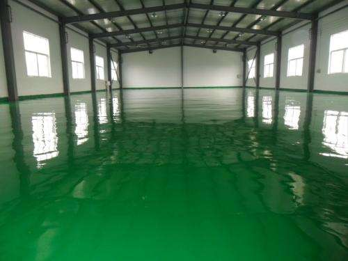 Factory High Strength Epoxy Flat Topcoat