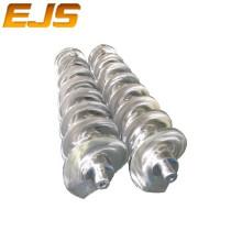 more durable bimetallic rubber screw