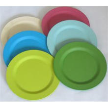 (BC-P2013) Горячее надувание натурального Bamboo Fiber Plate / Kitchenware