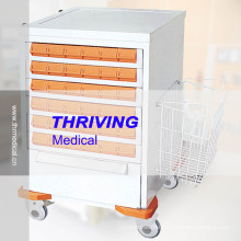 Luxury Dispensing Cart with Double Sides