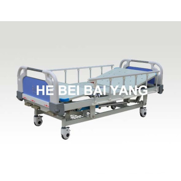 (A-189) Cama de enfermagem de três funções com pote de câmara
