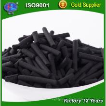 Carbón activado para la eliminación de mercurio, purificación por adsorción de azufre, proveedor China lagest.