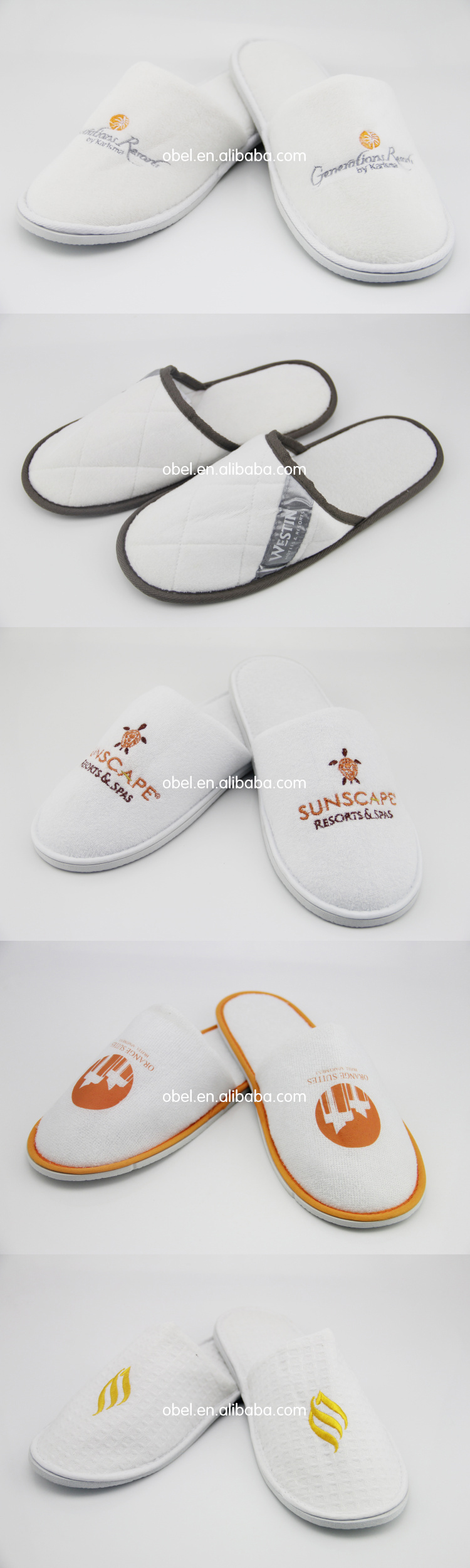 Disposable Slippers For Hotel