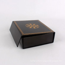 Custom Flat Folding Paper Box Gift Packaging With Magnetic