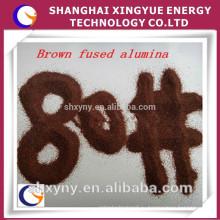 Whosales цена завода Браун плавленого глинозема, коричневый Корунд,высококачественные абразивные и огнеупорные материалы
