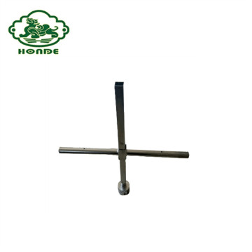 Galvanized High Quality Ground Screw Manual Tool