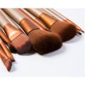 12PCS Goldberuf Naked3 Verfassungs-Bürsten-Installationssatz mit Großhandelspreis