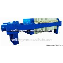 Leo Filterpresse Automatische Mining-Operation Große Membranfilterpresse