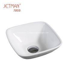 Мебель для ванной керамическая раковина Раковина для шампуня небольшого размера