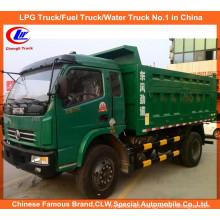 130HP 4*2 Mini 10ton 15ton 20ton Tipper Truck Dongfeng Dump Truck