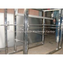 New Poultry Slaughter Machine: Automatic Unloading Hook Machine