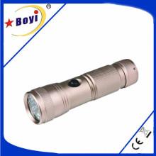 Mini linterna con poder fuerte LED Ce, prenda impermeable, antorcha de tecnología avanzada
