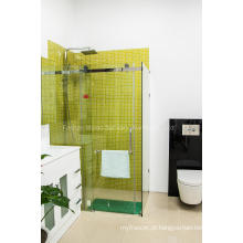 AS / NZS2208 Banheiro de vidro Frameless Quarto Chuveiro Simples (H001E)