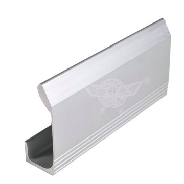 electrophoresis coating aluminium extrusion profiles