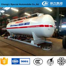 Estação do patim do cilindro de 20000L LPG para a venda da fábrica de China