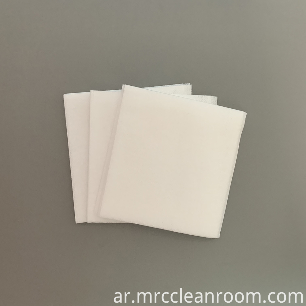 Dust Free Hard Non Woven Wipes