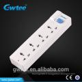 Prise électrique 10A 2500W avec interrupteur indépendant