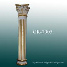 PU pillar for home and interior decoration