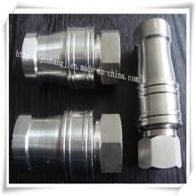 Пневматический соединитель клапана из нержавеющей стали