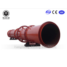 Le séchoir rotatif Henghong est largement utilisé pour de nombreuses matières premières