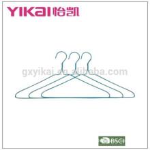 Набор из 10 шт PE покрытием вешалки для продажи