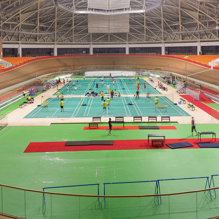 Badminton Pvc Floor