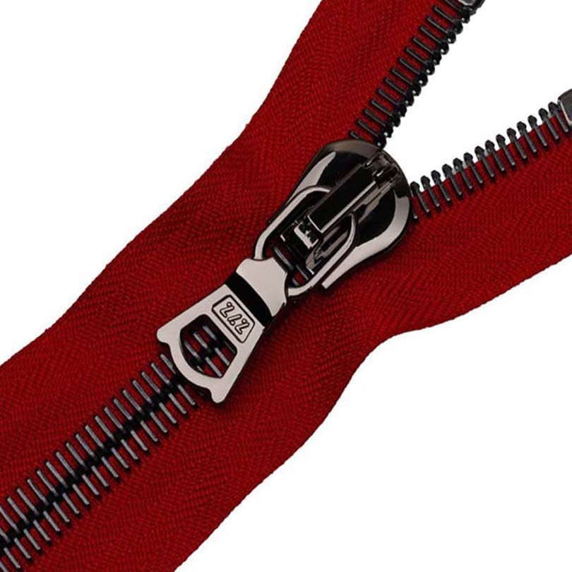 Exquisite 12inch open ended zipper for clothing online