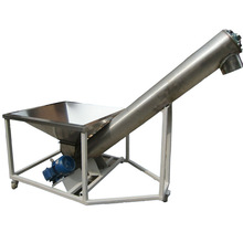 High temperature material vibration conveying equipment