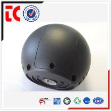 Mejor venta de aluminio de fundición cctv cámara de vivienda fabricante