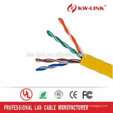 24AWG Bare Copper Cat5e Ethernet-кабель, сетевой кабель Cat5e
