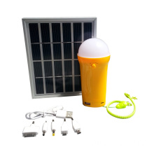 Solar LED-Laternen mit 15w Solarpanel