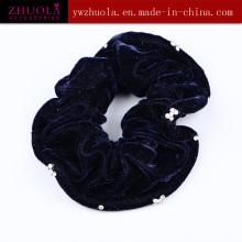 Ornamento de la joyería del pelo de la tela para los niños