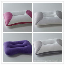 colorful comfortable memory foam chips pillow