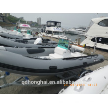 china inflatable boat RIB470 with console