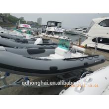 barco inflável China RIB470 com console