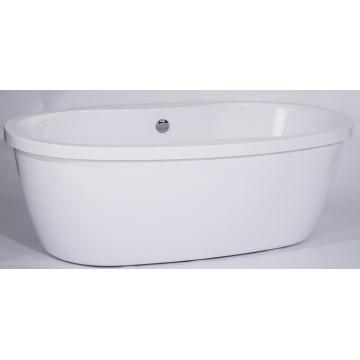 Quality Bathtub Plastic Acrylic Freestanding Bathtub